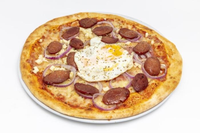 Pizza Sucuk