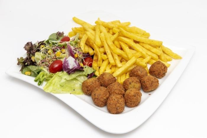 Falafel Teller (Vegetarisch)