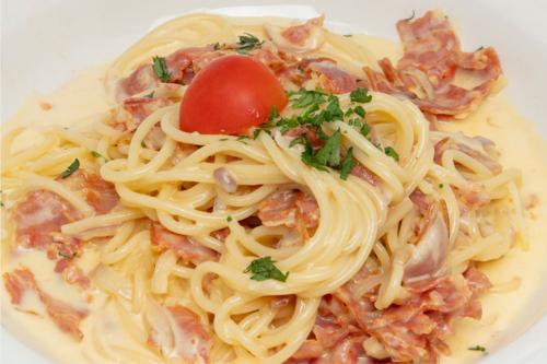 Spaghetti Napoli (Vegetarisch)